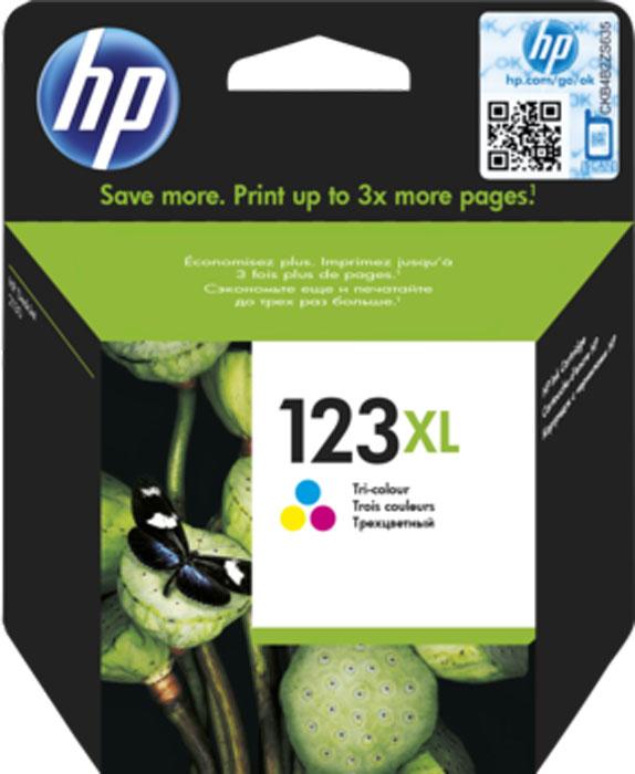 HP 123XL (F6V18AE), Tri-colour картридж для HP DeskJet 2130/2630/3639F6V18AEВыполняйте высококачественную печать цветных фотографий и документов с помощью недорогих струйных оригинальных картриджей HP. Оцените надежность и качество результатов благодаря наличию специальных средств защиты (которые гарантируют, что вы приобрели оригинальный картридж) и системы оповещения о низком уровне чернил.