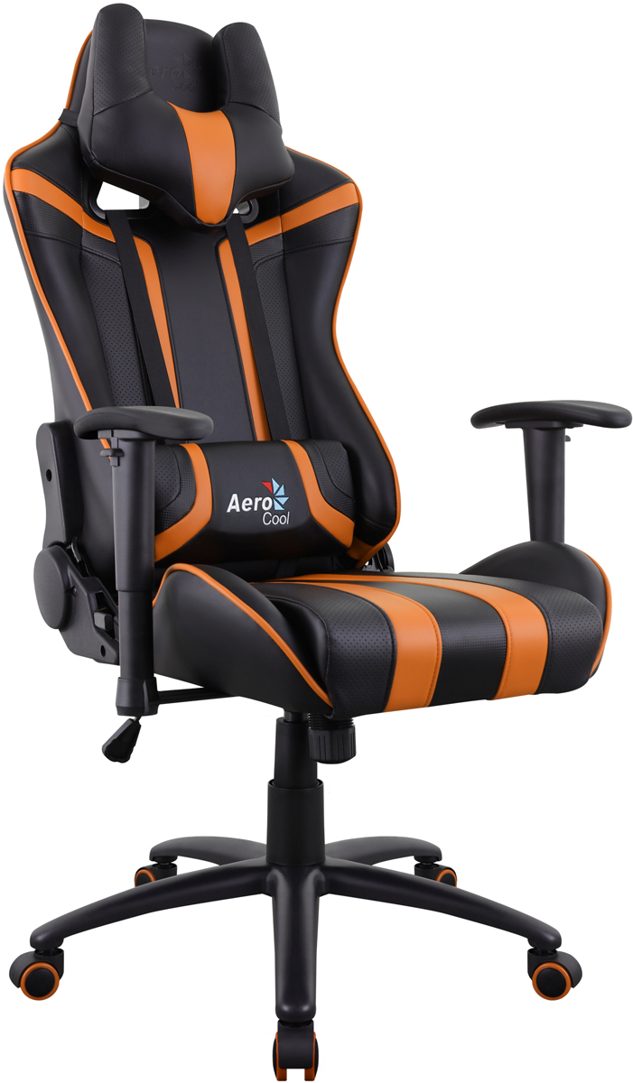Aerocool AC120 AIR-BO, Black Orange игровое кресло arozzi torretta orange v2 игровое кресло