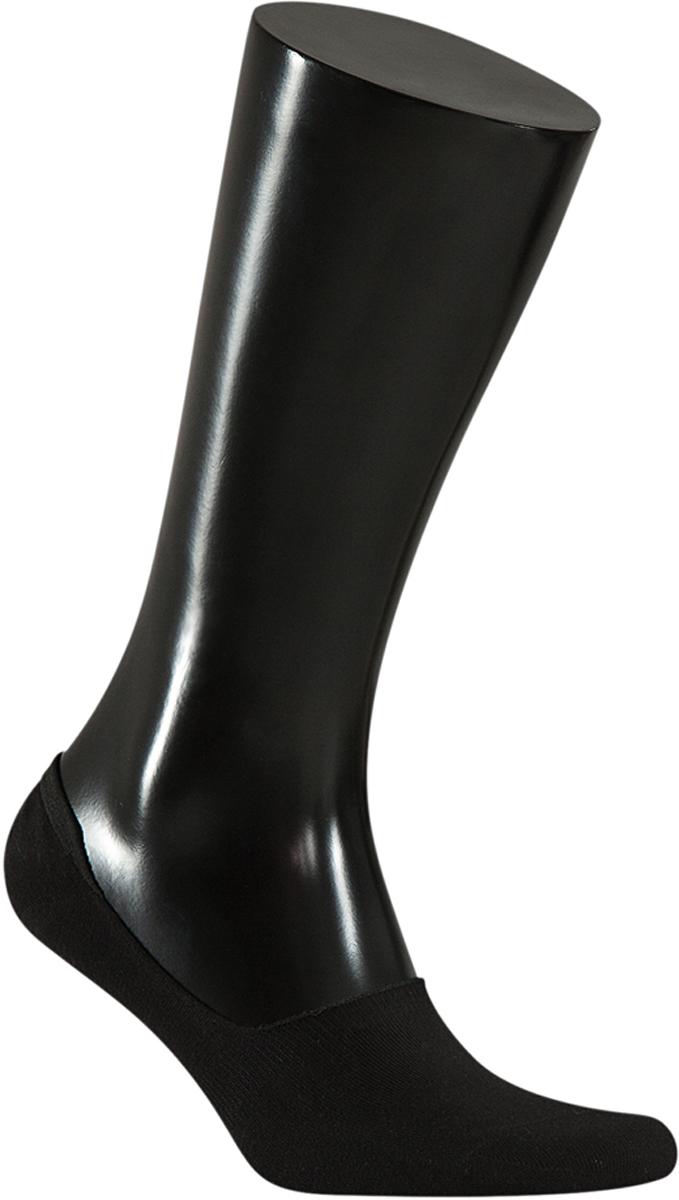 Носки мужские Teller Optima, цвет: черный. OS11000/101. Размер 43/47OS11000/101Мужские подследники от Teller выполнены из хлопкового трикотажа. Невидимые в обуви. Неощутимый силиконовый суппорт.