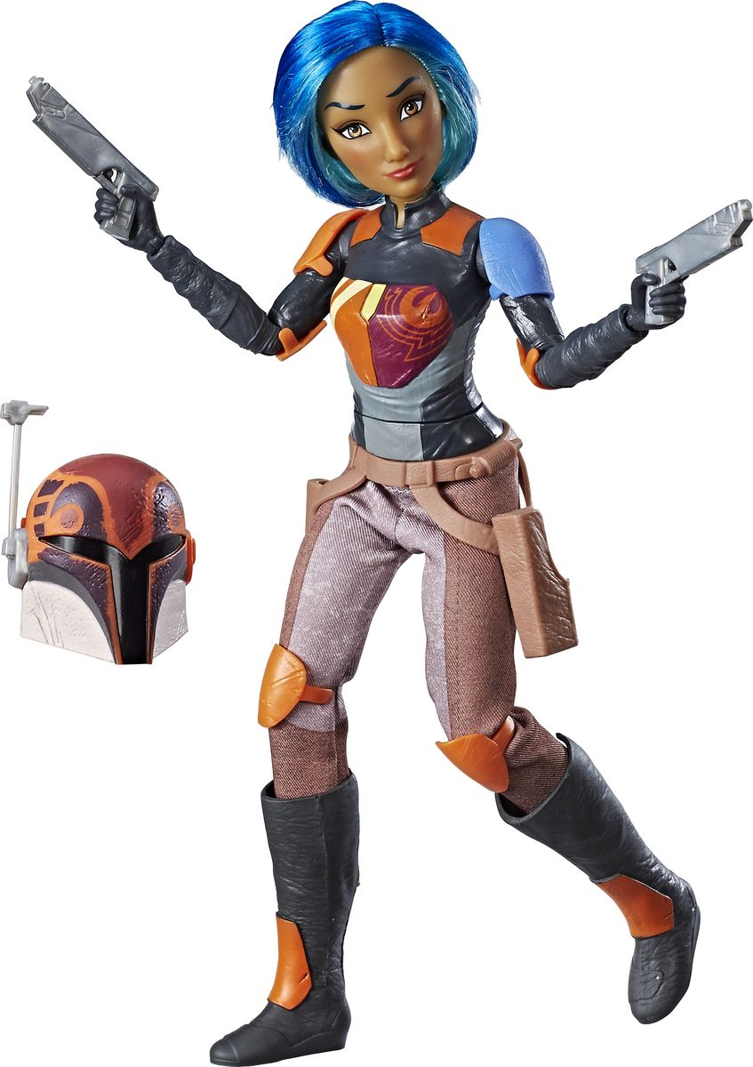 Zakazat.ru Star Wars Фигурка Sabine Wren