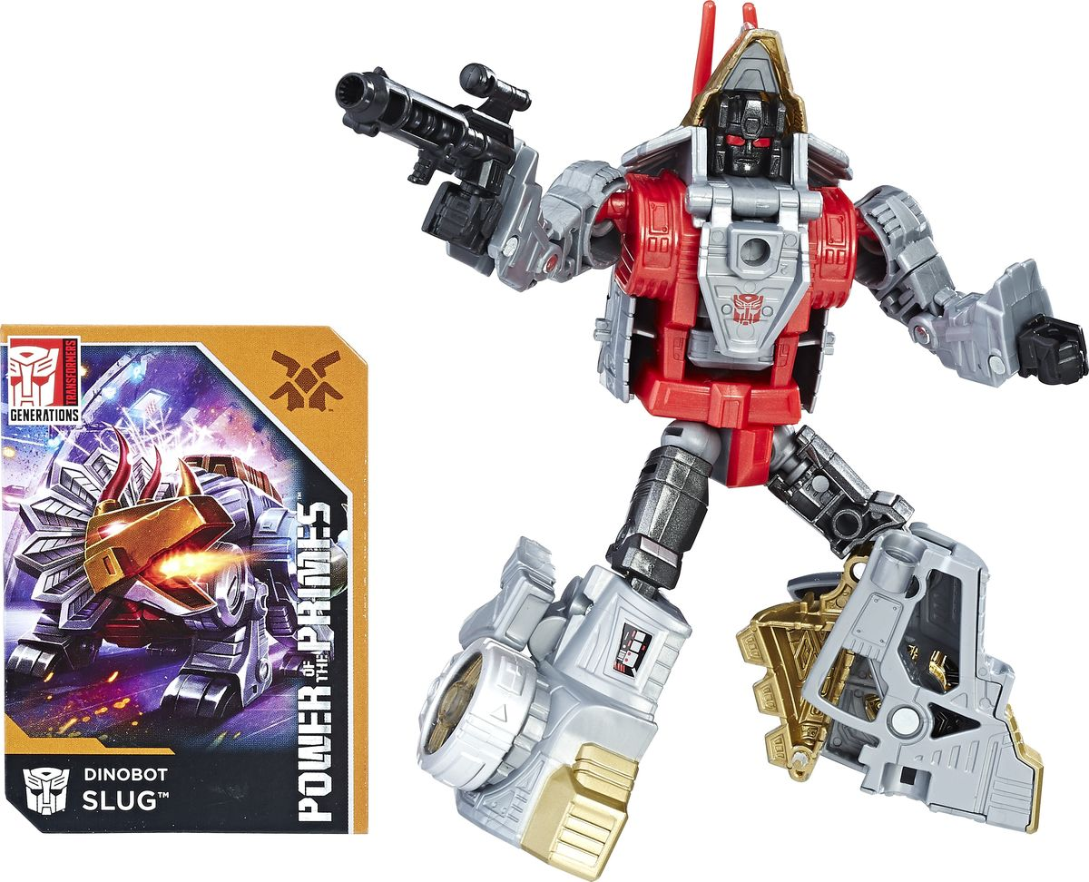 Transformers Трансформер Generations Deluxe Class Dinobot Slug transformers маска bumblebee c1331