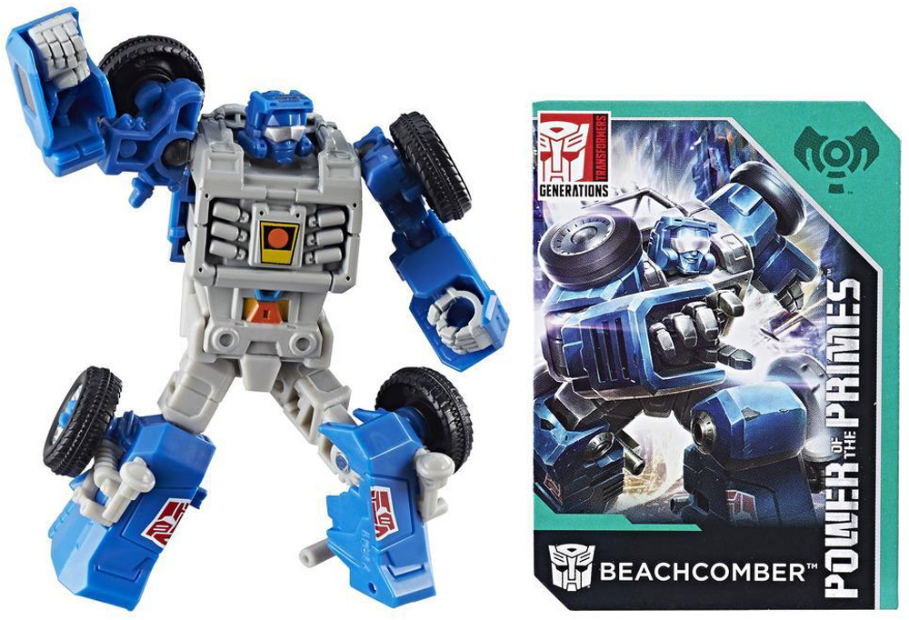 Transformers Трансформер Generations Legends Class Beachcomber transformers generations combiner wars deluxe class air raid figure