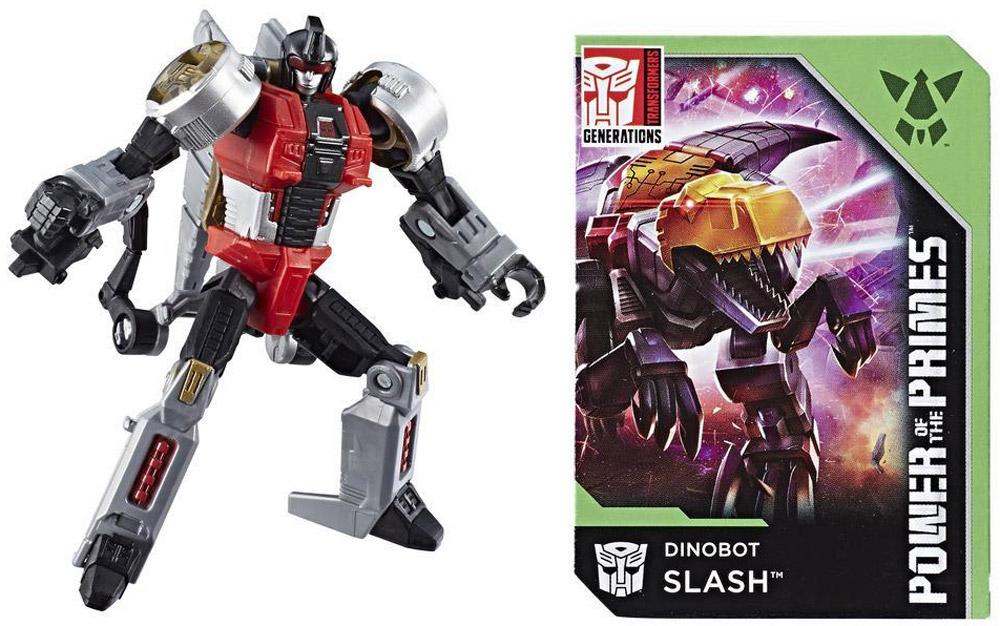 Transformers Трансформер Generations Legends Class Dinobot Slash - Фигурки
