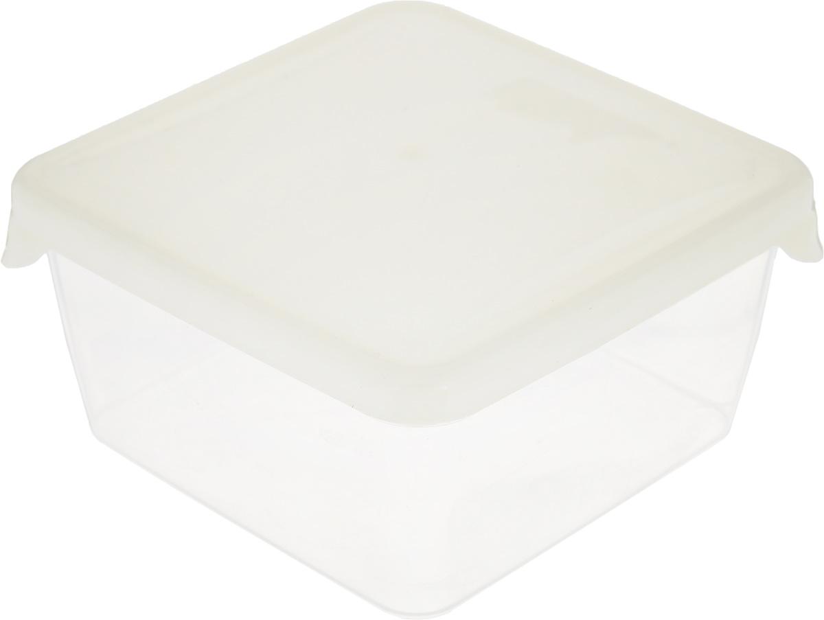 Емкость для продуктов Giaretti Браво, цвет: прозрачный, кремовый, 0,45 лGR1030_прозрачный, кремовый/матовыйЕмкость для продуктов Giaretti Браво изготовлена из пищевого полипропилена. Крышкаплотно закрывается, дольше сохраняя продукты свежими. Боковые стенки прозрачные, чтопозволяет видеть содержимое.Емкость идеально подходит для хранения пищи, фруктов,ягод, овощей.Такая емкость пригодится в любом хозяйстве.