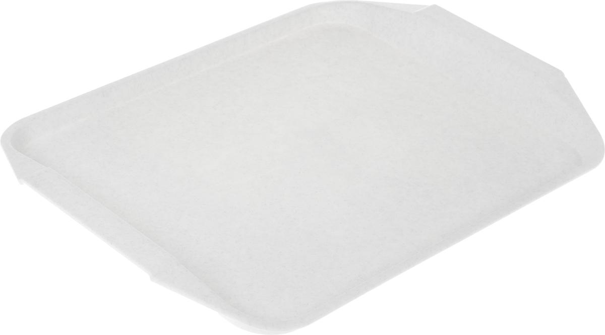 Поднос Мартика, цвет: мраморный, 30 х 43 смС48МРАОригинальный поднос Мартика, изготовленный из полипропилена, станет незаменимым предметом для сервировки стола. Поднос не только дополнит интерьер вашей кухни, но и предохранит поверхность стола от грязи и перегрева.Стильный поднос Мартика придется по вкусу и ценителям классики, и тем, кто предпочитает современный стиль.