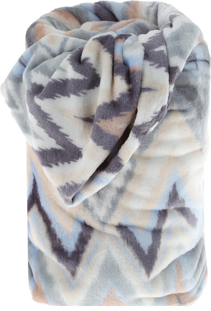 Плед Cleo Калифорния, цвет: серый, бежевый, голубой, 200 х 220 см200/097-pf_серый, бежевый, голубойКоллекция пледов Cleo - модное решение вашего интерьера!Пледы сделаны из инновационного материала - микрофибры. Микрофибра (микроволокно) - прорыв в синтетической промышленности. Этоочень тонкие волокна, тоньше человеческого волоса. Благодаря свой структуре,микрофибра имеет ряд преимуществ:- отличные впитывающие свойства и способность пропускать воздух, подпледами будет комфортно и зимой и летом;- при дальнейшем уходе краски не выцветают и не линяют;- пледами можно укрываться и не бояться, что на вашей одежде останутсяследы ворса;- пледы прослужат невероятно долго.Коллекция пледов Cleo - для самого требовательного покупателя,разнообразие стилей и нежность и комфорт вашей семьи в любое время года!