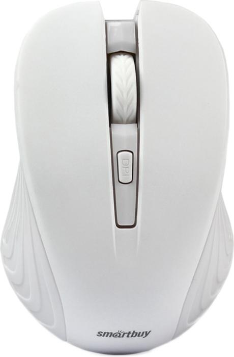SmartBuy ONE 340AG, White мышь беспроводнаяSBM-340AG-WМышь беспроводная Smartbuy ONE 340AG белая (SBM-340AG-W) / 40