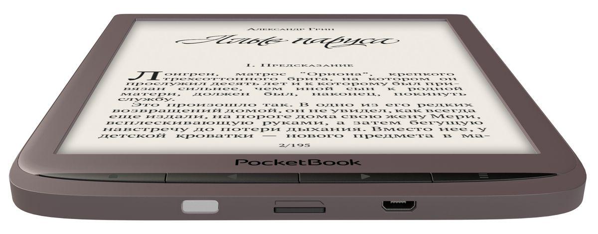 PocketBook 740, Brownэлектронная книга Pocketbook