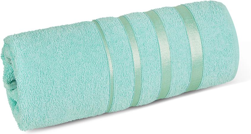 Полотенце махровое Soavita luxury, цвет: мятный, 65 х 138 см97474Что бы изделие прослужило долго, нужно соблюдать правила ухода, см. значки ухода за изделием.
