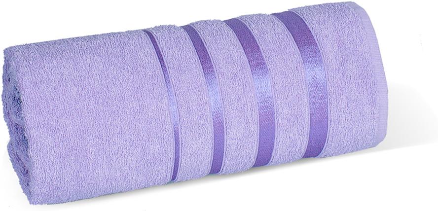 Полотенце махровое Soavita luxury, цвет: сиреневый, 65 х 138 см97476Махровое полотно создается из хлопковых нитей, которые, в свою очередь, прядутся измножества хлопковых волокон. Чем длиннее эти волокна, тем прочнее будет нить, и,соответственно, изделие. Длина составляющих хлопковую нить волокон влияет и на фактуруполучаемой ткани: чем они длиннее, тем мягче и пушистее получится махровое изделие, темлучше будет впитывать изделие воду. Мягкая махровая ткань отлично впитывает влагу ибыстро сохнет.