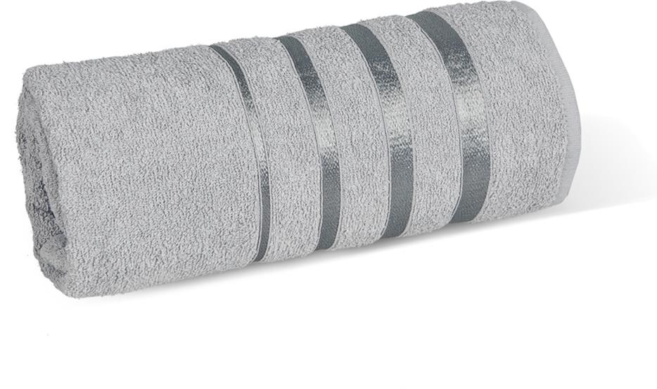 Полотенце махровое Soavita luxury, цвет: серый, 50 х 88 см97479Что бы изделие прослужило долго, нужно соблюдать правила ухода, см. значки ухода за изделием.