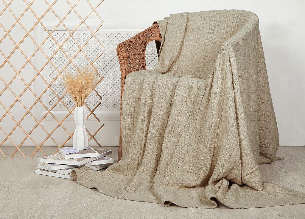"""Плед """"ТД Текстиль"""" - это идеальное решение для вашегоинтерьера. Плед, выполненный из 100% акрила,порадует вас легкостью и нежностью.   Плед - это такой подарок, который будет всегда актуален,особенно для ваших родных и близких, ведь вы дарите имчастичку своего тепла!"""