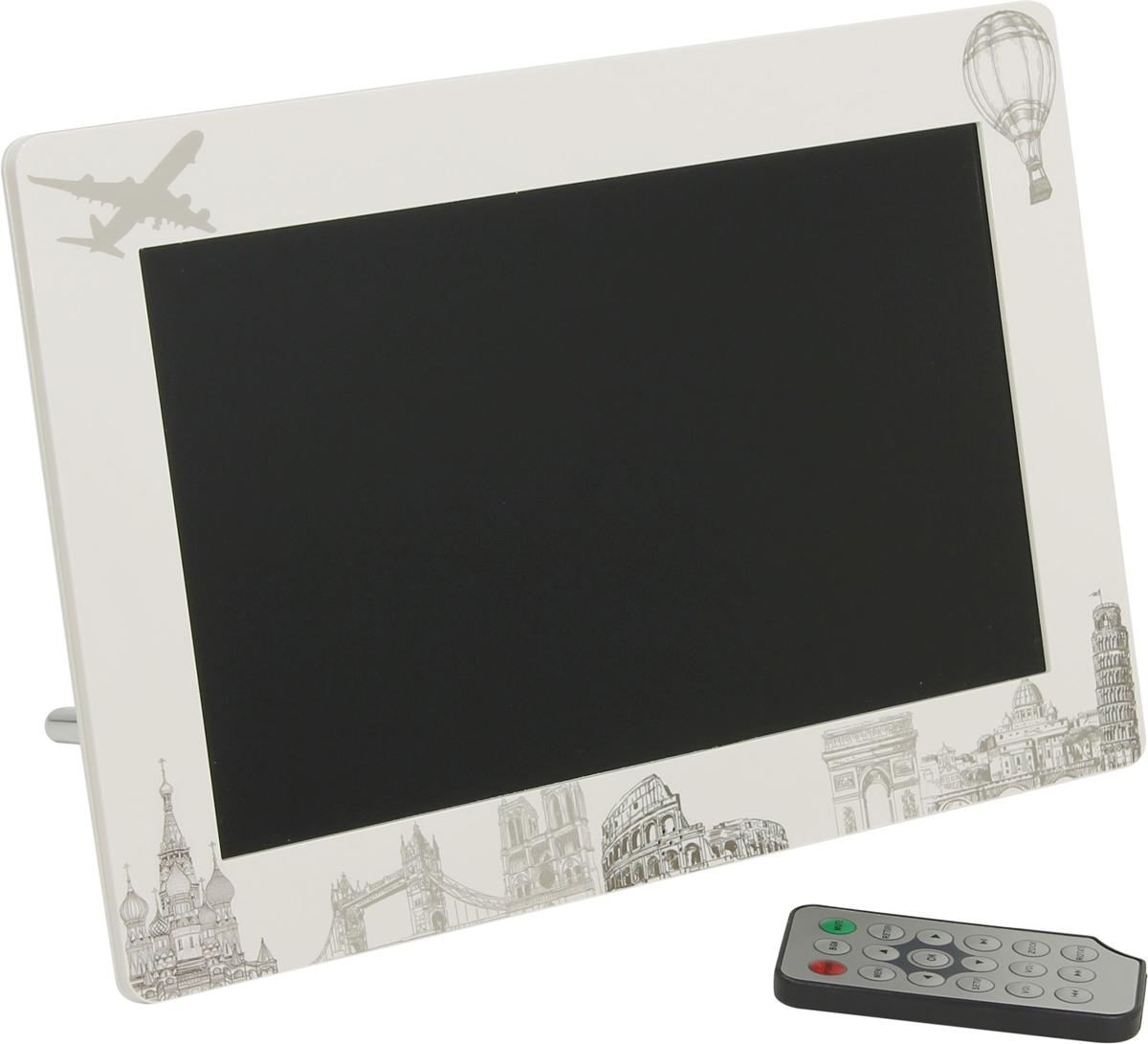Ritmix RDF-1014 цифровая фоторамка - Цифровые фоторамки