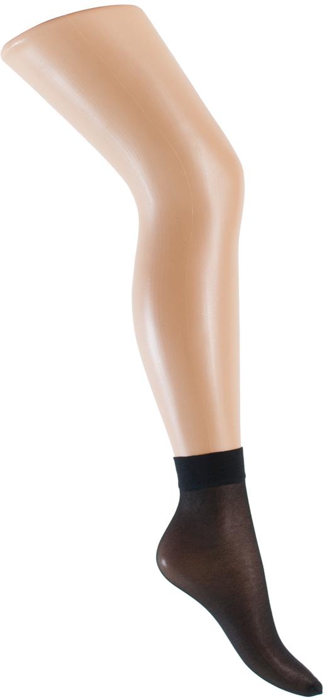 Носки женские Mirey Comfort 40 New, цвет: Nero (черный), 2 пары. Размер универсальный