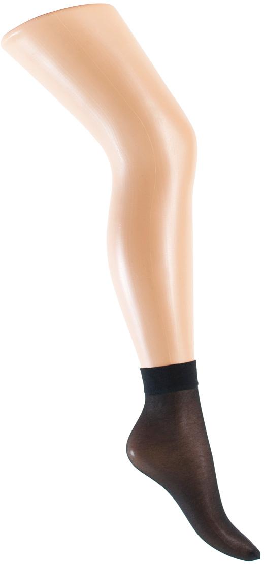 Носки женские Mirey Comfort 20 New, цвет: Nero (черный), 2 пары. Размер универсальныйComfort 20 NewТонкие классические матовые носки изготовлены из полиамида с эластаном.