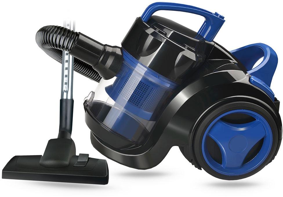 Ginzzu VS420, Black Blue пылесос