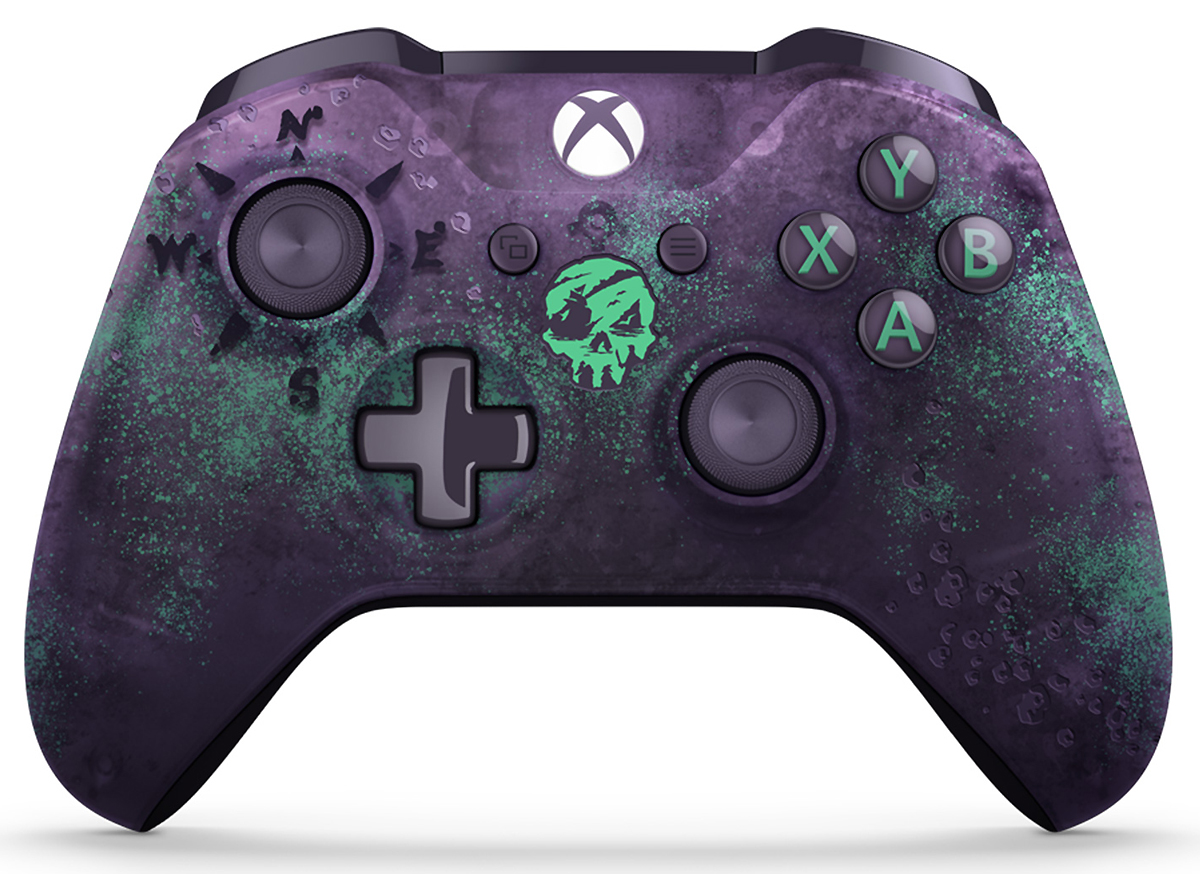 Microsoft Sea Of Thieves геймпад для Xbox One