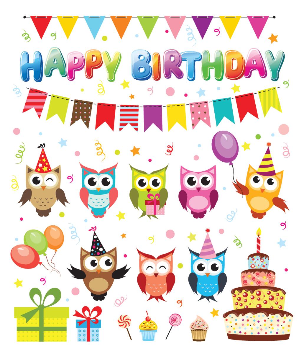 Открытка сувенирная Happy Birthday. 273817273817Открытка – поздравительная карточка, которая прочно вошла в быт человека. Не обязательно дарить дорогой подарок, главное внимание, достаточно выбрать подходящую картинку на открытке и вручить дорогому человеку.