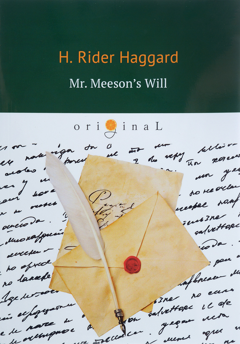 H. Rider Haggard Mr. Meeson's Will / Завещание мистера Мизона communication cable for servo drive mr cpcatcbl3m cable mr j2s a