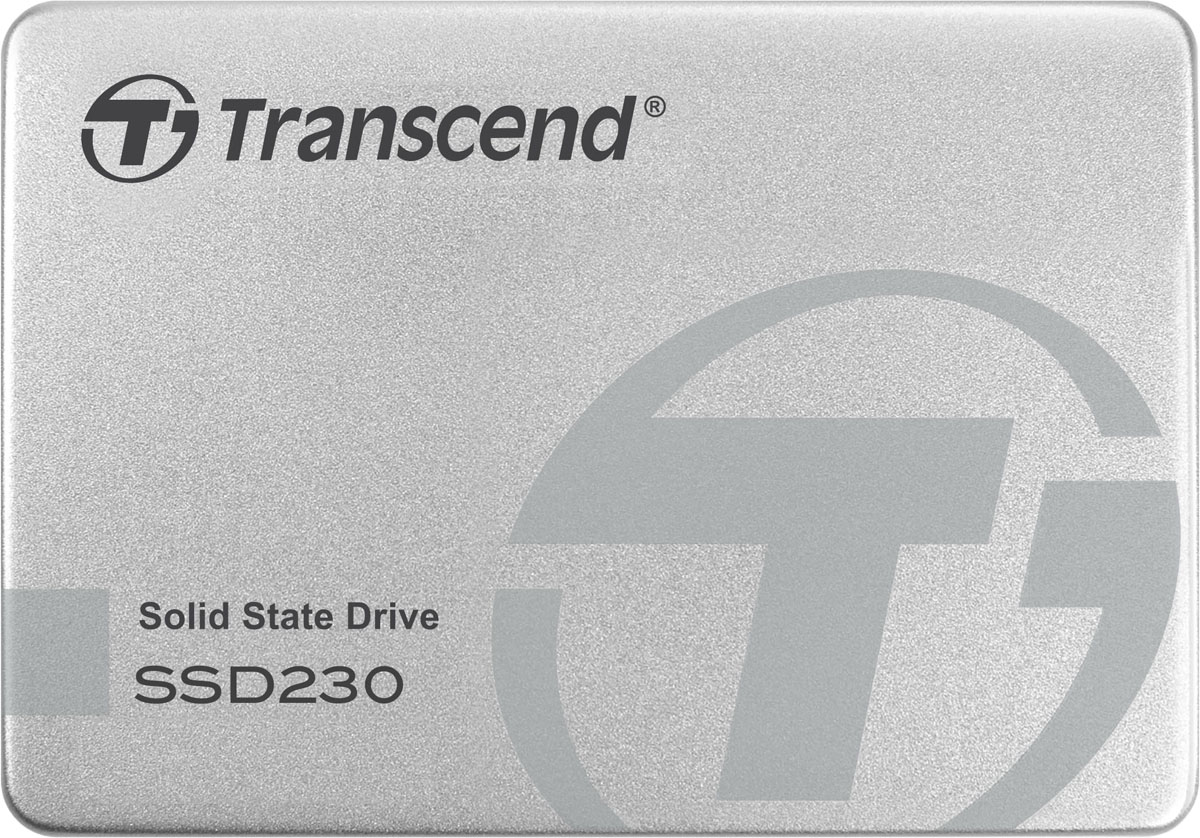 Transcend SSD230S 128GB SSD-накопитель (TS128GSSD230S)TS128GSSD230SSSD 2.5 Transcend 128Gb SSD230S(SATA3, up to 560/300Mbs, 35000 IOps, 3D TLC, 7mm)