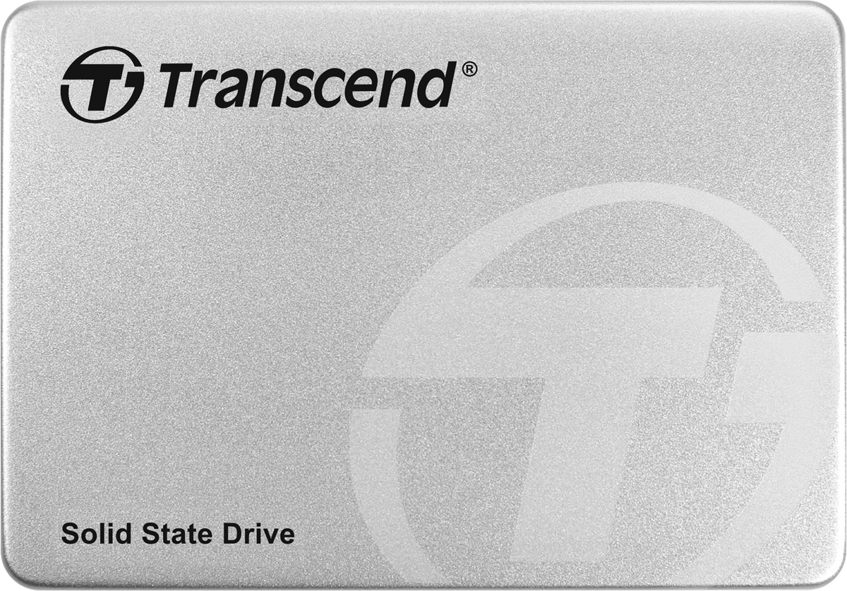 Transcend SSD370S 64GB SSD-накопитель (TS64GSSD370S) kingfast ssd 128gb sata iii 6gb s 2 5 inch solid state drive 7mm internal ssd 128 cache hard disk for laptop disktop