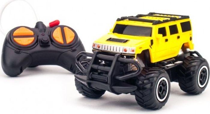 Pilotage Машина на радиоуправлении Minicross Car цвет желтый