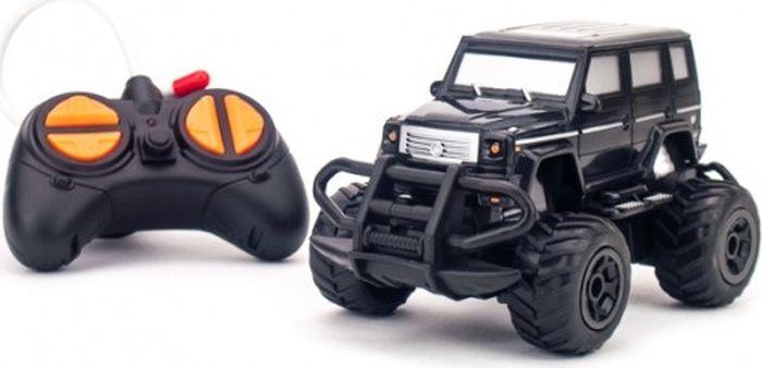 Pilotage Машина на радиоуправлении Minicross Car цвет черный