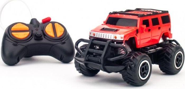 Pilotage Машина на радиоуправлении Minicross Car цвет красный pilotage самолет на радиоуправлении super cub rtf цвет белый красный