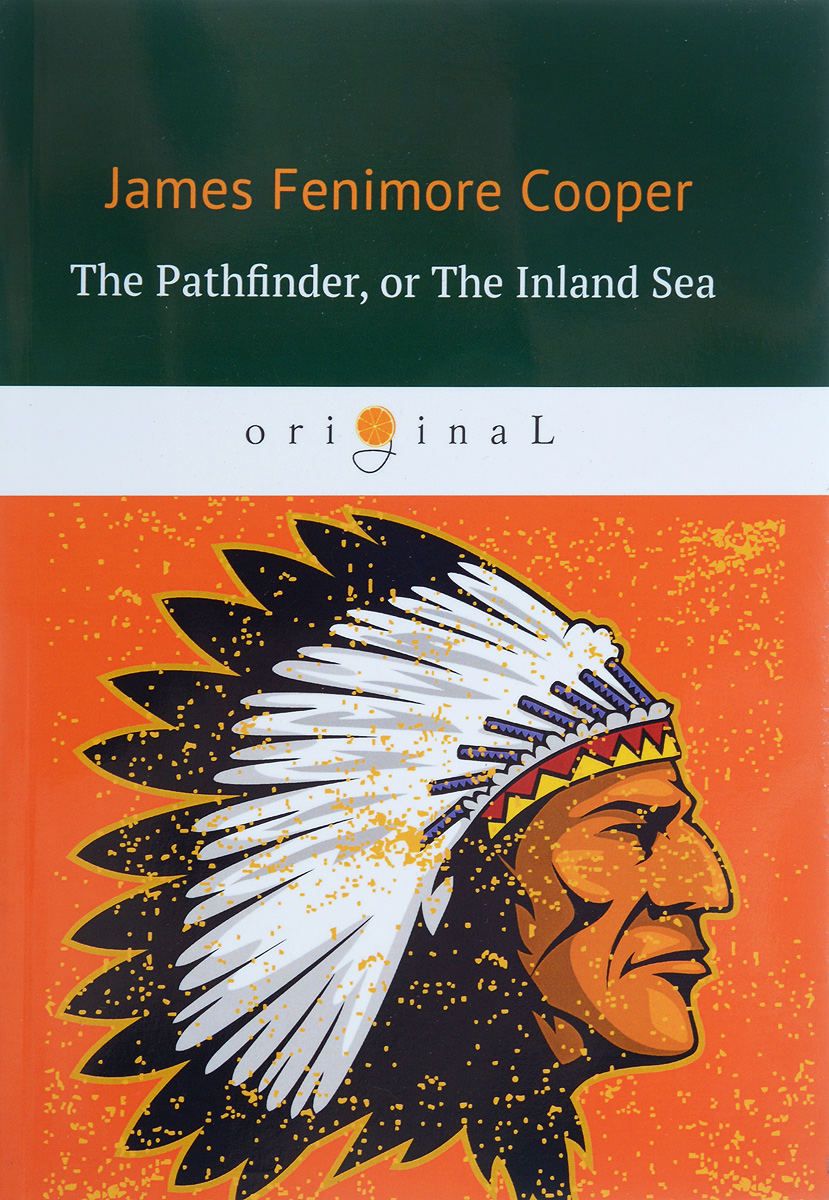 J. F. Cooper The Pathfinder, or The Inland Sea cd iron maiden a matter of life and death