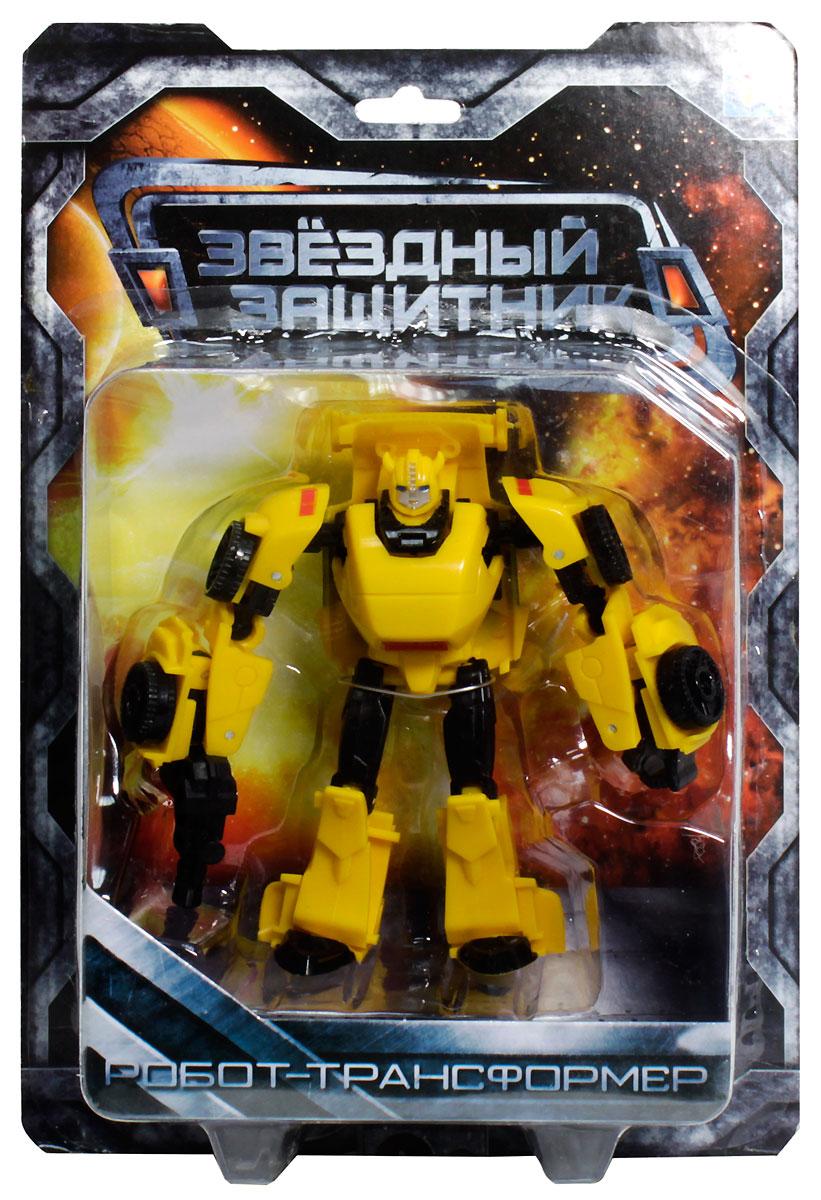 1TOY Робот-трансформер Звездный защитник машина 12 см 1toy робот трансформер звездный защитник самолет