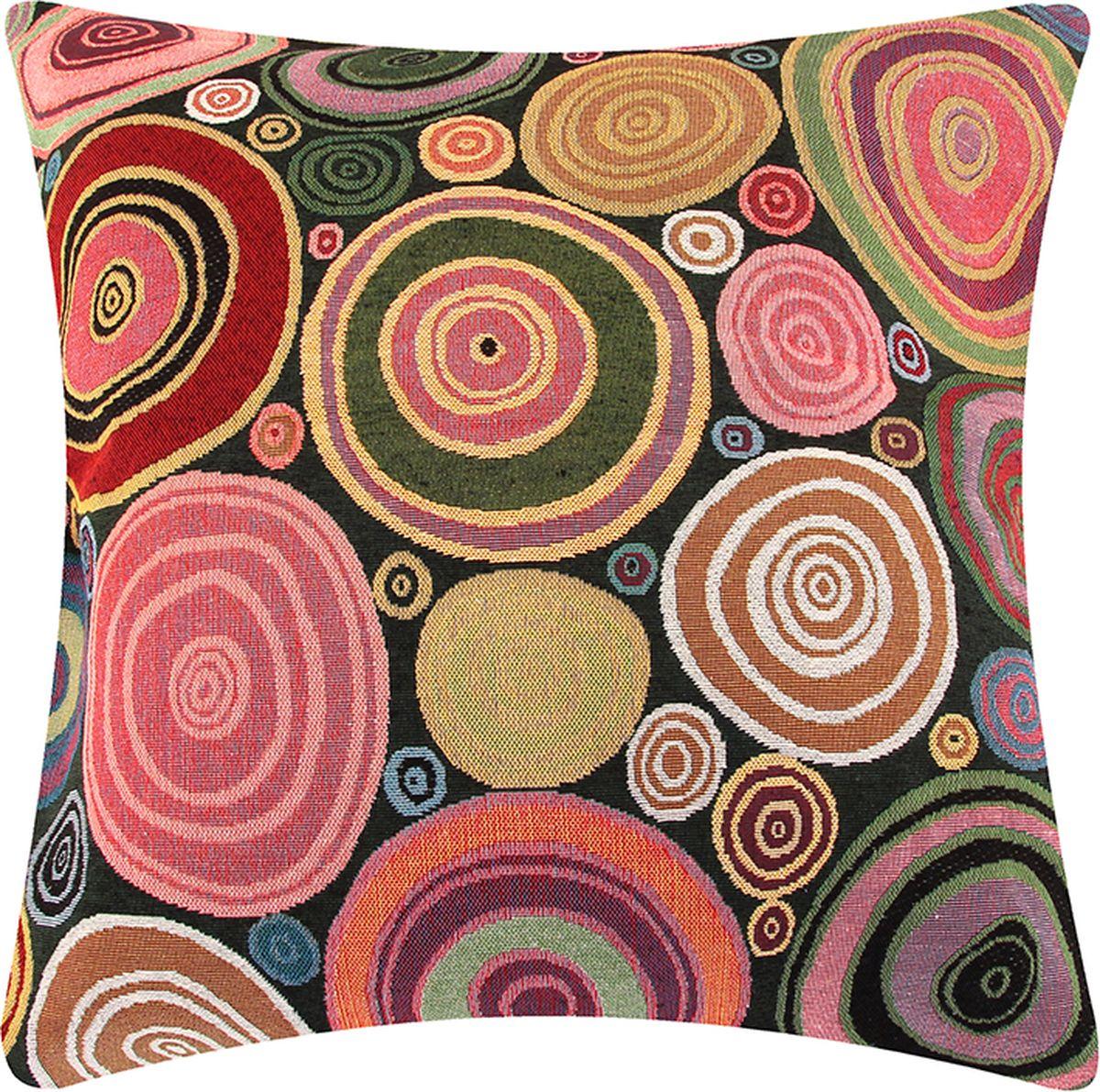 Подушка декоративная EL Casa Фейерверк, 43 х 43 см171312Декоративная подушка EL Casa Фейерверк подарит комфорт и уют, станет прекрасным элементом декора.Состав наволочки: лен и полиэстер. Она легко снимается, благодаря молнии. Внутри подушки находится мягкий наполнитель.