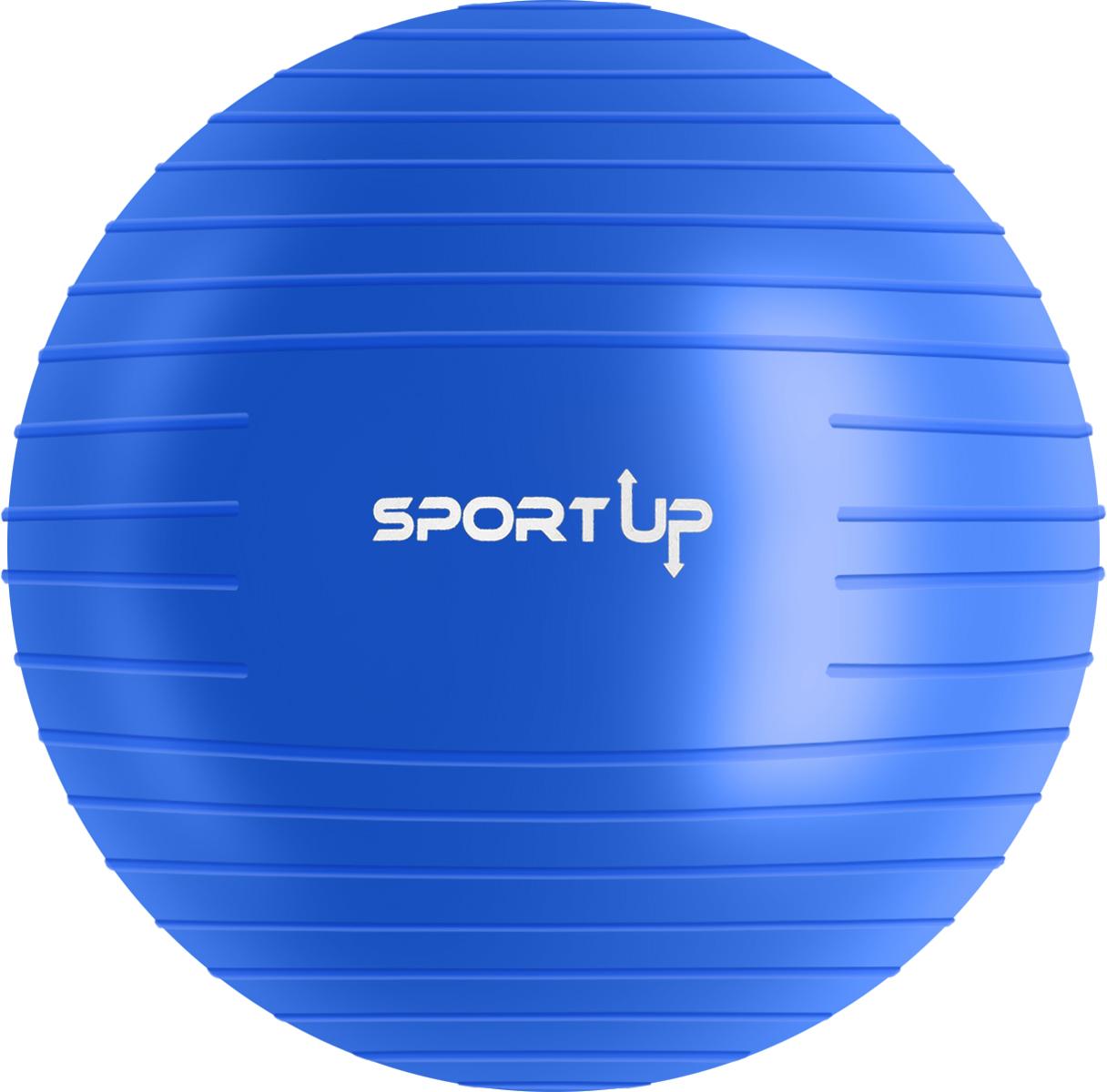 Фитбол Sport UP, цвет: голубой, диаметр 65 смIR97402/65Фитбол Sport UP, изготовленный из полимерных материалов, идеально подходит для упражнений на растяжку, укрепляющих и тонизирующих упражнений.Не важно новичок вы или опытный спортсмен, фитбол позволяет повысить эффективность ваших тренировок. Насос в комплекте.Максимальный вес пользователя: 100 кг. Максимальная статическая нагрузка: 250 кг.Йога: все, что нужно начинающим и опытным практикам. Статья OZON Гид