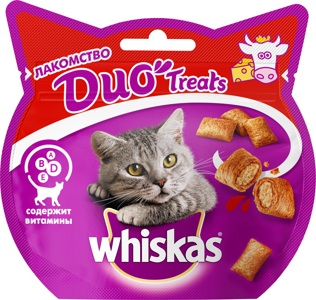 Лакомство для кошек Whiskas