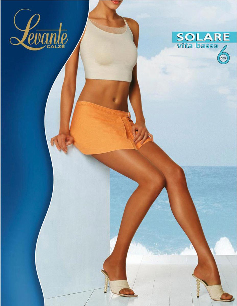 Колготки женские Levante Solare 6 VB, цвет: Naturel (бежевый). Размер 3Solare 6 VBИдеальные колготки для летнего сезона, придающие ощущение прохлады-даже при очень высоких температурах - благодаря легкой и специальной кружевной текстуре ткани. Заниженная талия, плоский шов, ластовица из хлопка и невидимый носок.
