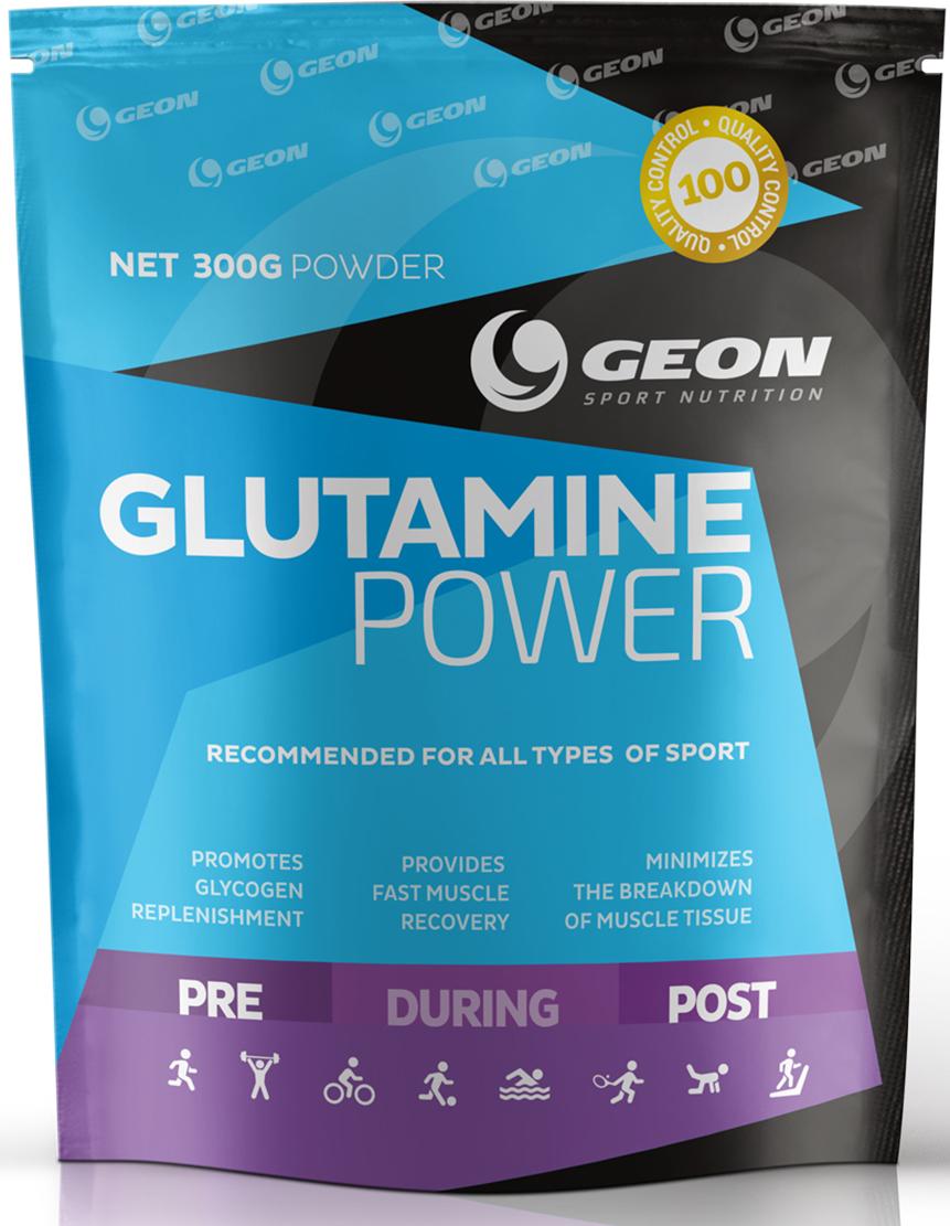 Глютамин Geon  Глютамин Пауэр , 300 г - Аминокислоты