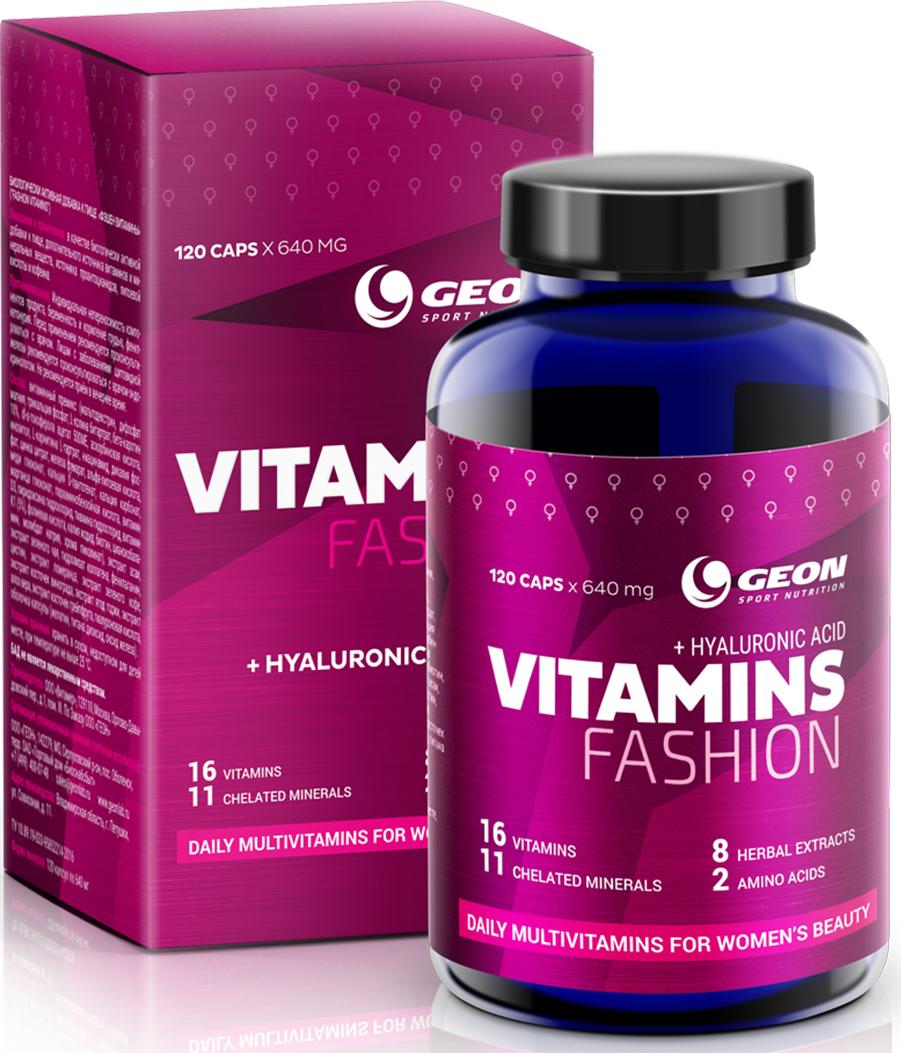 Витаминно-минеральный комплекс Geon