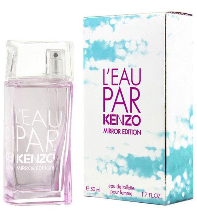 Kenzo L'eau Par Mirror Edition lady туалетная вода, 50 мл туалетная вода nature s legni объем 50 мл