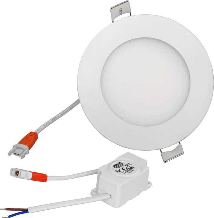 Панель светодиодная Beghler, потолочная, 6 W, 4200 K. BP01-30610BP01-30610Светодиодная встраиваемая панель. Инновационный и экологичный продукт. Источник света - светодиод. Не имеет аналогов по энергосбережению и сроку службы. Диаметр установочного отверстия 105 мм.