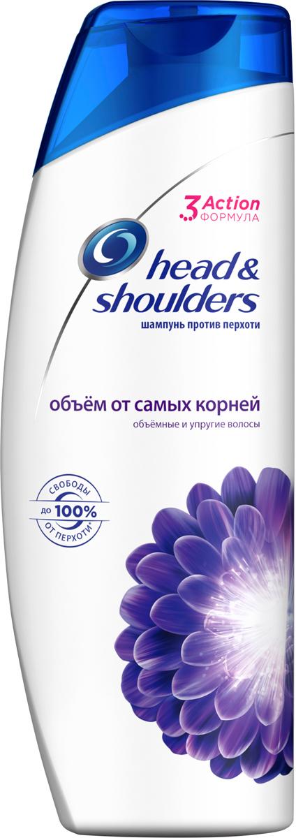 Head & Shoulders Шампунь против перхоти Объем от самых корней, 600 млHS-81514321Шампунь против перхоти Head & Shoulders Объем От Самых Корней очищает, защищает и увлажняет волосы, придавая им пышность и делая их более послушными. Шампунь Head & Shoulders с формулой тройного действия очищает, защищает и увлажняет (при регулярном использовании) ваши волосы и кожу головы— вы получите до 100% свободы от перхоти, а ваши волосы будут выглядеть здоровыми и красивыми. Свойства шампуня Head & Shoulders отвечают новым высоким стандартам красоты, а в его состав входит опробованный и протестированный активный ингредиент против перхоти, благодаря чему волосы прекрасно выглядят, а перхоть исчезает (видимые с расстояния 60см чешуйки перхоти исчезают при регулярном использовании).