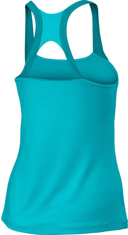 Майка для тенниса женская Wilson Core Classic Tank, цвет:  голубой.  WRA750208.  Размер M (46/48) Wilson