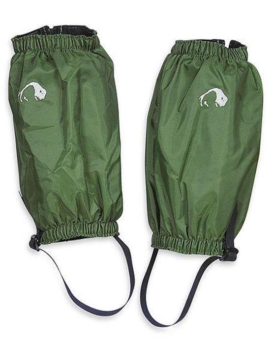 Гамаши Tatonka Gaiter 420/450 HD Short, цвет: темно-зеленый. 2749.036. Размер универсальный