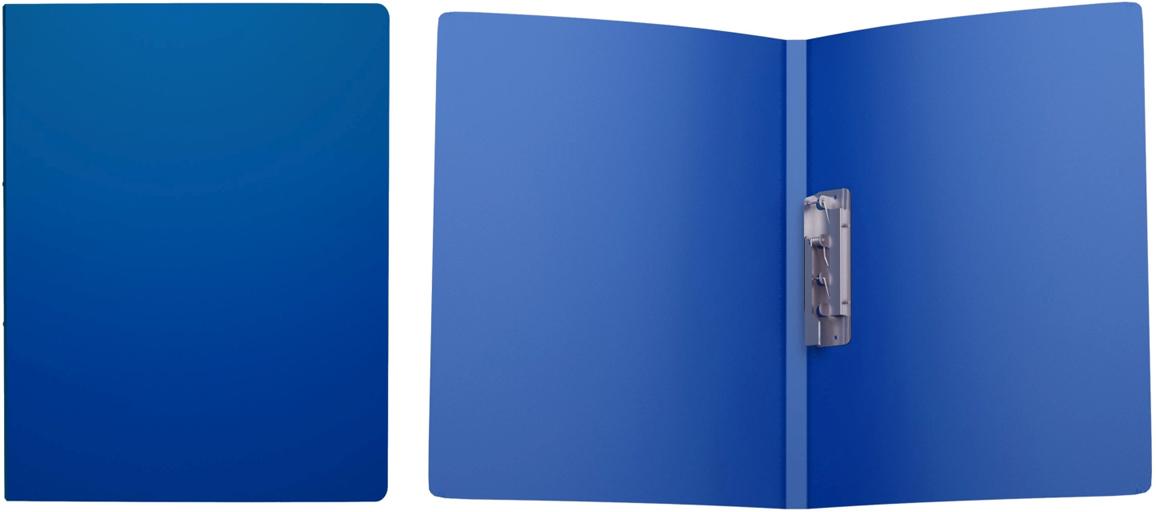Erich Krause Папка с боковым зажимом Classic формат А4 цвет синий43044;43044Пластиковая папка Classic удобна для хранения и каждодневной работы с документами впроцессе их подготовки - контрактов, рефератов, тематических отчетов. Боковой металлическийзажим надёжно фиксирует листы и брошюры, не требуя их перфорации дыроколом.