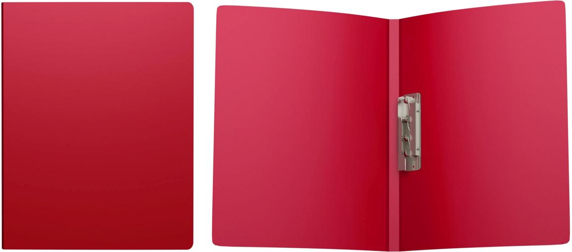 Erich Krause Папка с боковым зажимом Classic формат А4 цвет красный43046Пластиковая папка Classic удобна для хранения и каждодневной работы с документами впроцессе их подготовки - контрактов, рефератов, тематических отчетов. Боковой металлическийзажим надёжно фиксирует листы и брошюры, не требуя их перфорации дыроколом.