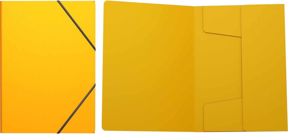Erich Krause Папка на резинке Classic формат A4 цвет желтый43096Папка на резинке Erich Krause Classic станет вашим верным помощником дома и в офисе.Это удобный и функциональный инструмент, предназначенный для хранения и транспортировки больших объемов рабочих бумаг и документов формата А4. Папка изготовлена из износостойкого высококачественногопластика. Состоит из одного вместительного отделения. Закрывается папка при помощи резинки.Папка - это незаменимый атрибут для любого студента, школьника или офисного работника. Такая папка надежно сохранит ваши бумаги и сбережет их от повреждений, пыли и влаги.