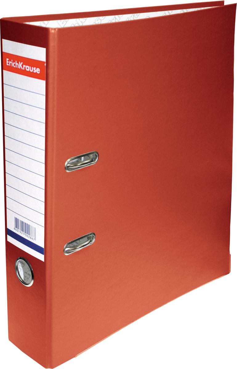 Erich Krause Папка-регистратор с арочным механизмом Business 50 мм формат А4 цвет красный - Папки