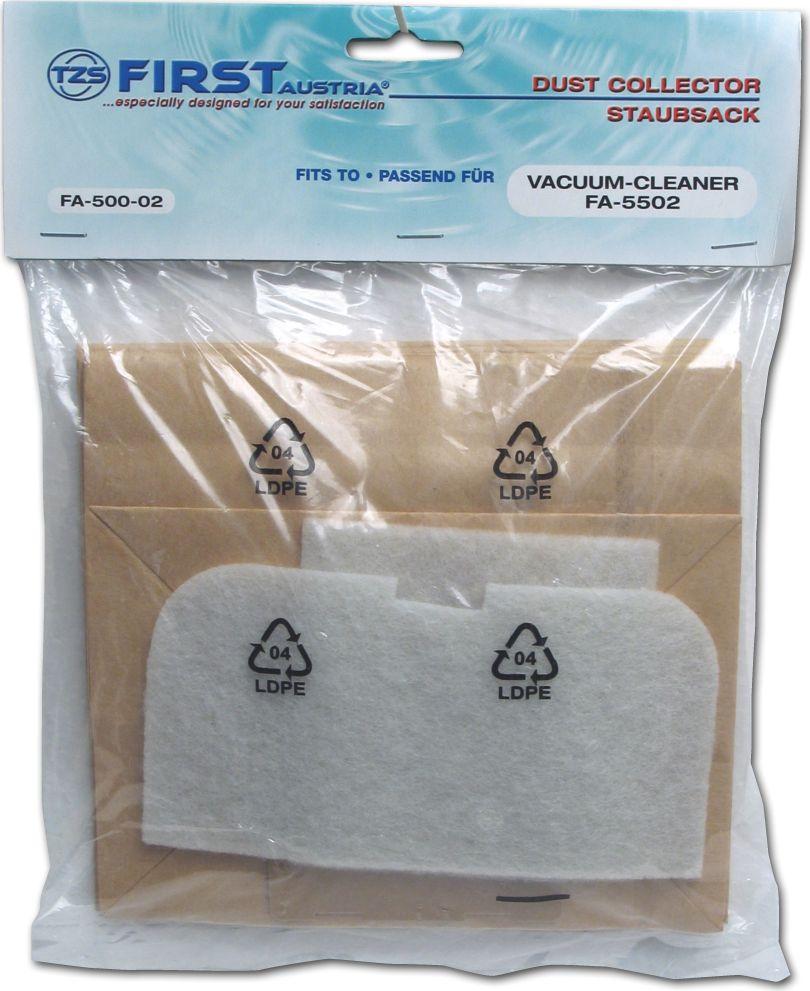 First Набор фильтров для пылесоса FA-5500-2 фильтр для пылесоса zumman fsm6