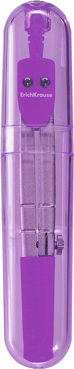 Erich Krause Циркуль S-cool цвет фиолетовый циркуль erich krause s cool цвет голубой