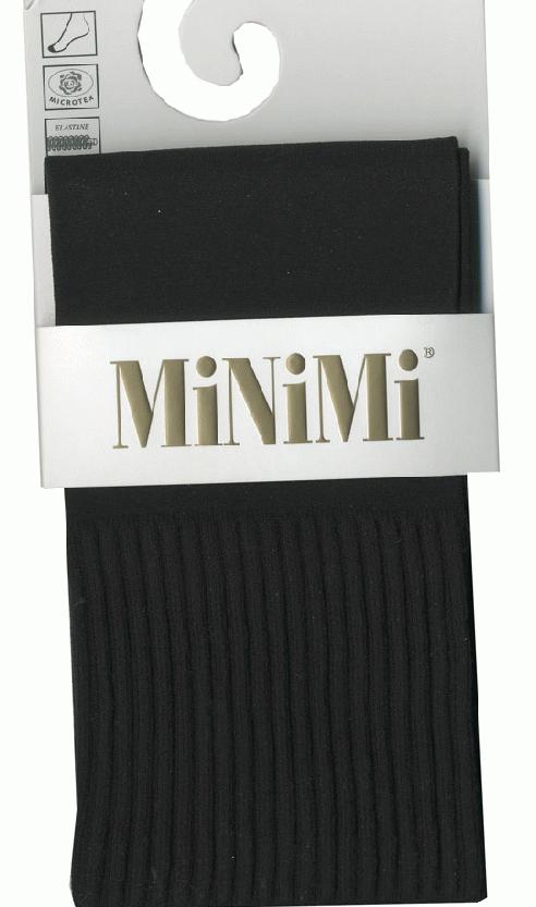 Гольфы женские Minimi Parigina Micro, цвет: Nero (черный). SNL-404157. Размер универсальный гольфы женские incanto micro 40 цвет nero черный 5934 размер универсальный