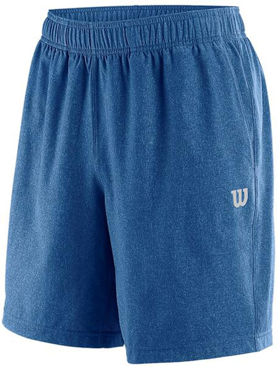 Шорты мужские Wilson Condition 8 Short, цвет: синий. WRA761001. Размер XXL (54)