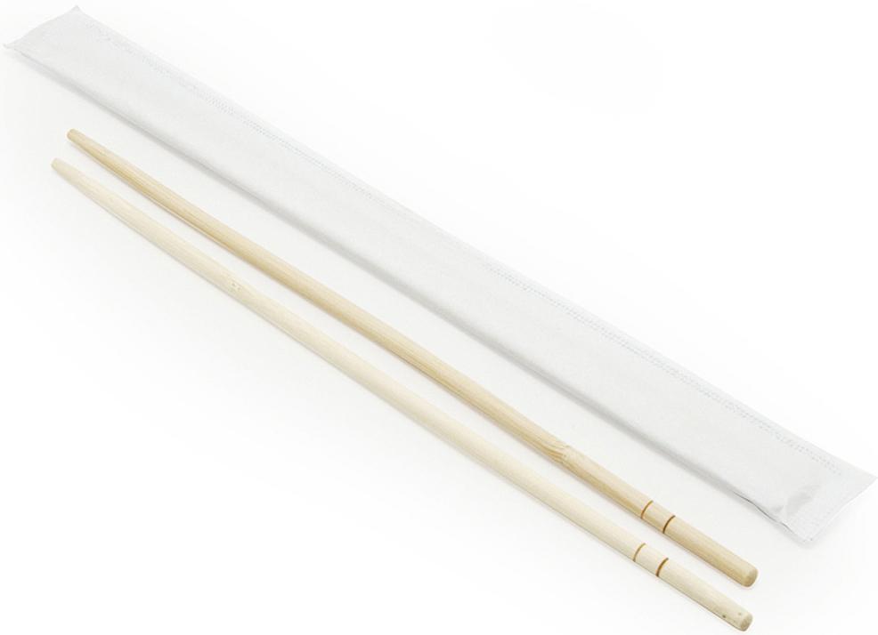 """Бамбуковые палочки для суши - это очень удобный и полезный кухонный аксессуар, особенно для тех, кто любит японскую кухню, суши, роллы. Палочки изготовлены из стебля молодого бамбука, надежны и долговечны. В Японии палочки для суши (название - """"хаси"""") выступают не только в качестве столового прибора. Они являются своеобразным талисманом, предназначенным приносить удачу в делах и удлиняющим жизнь. Умение использовать палочки способствует развитию мелкой моторики, улучшающей умственные способности."""